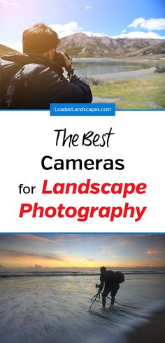 The Best Cameras for Landscape Photography. Top DSLRs and mirrorless cameras for nature photographers, including the Sony Nikon and Pentax Mark II. Take beautiful, amazing photos with these full frame cameras. Best Camera For Photography, Landscape Photography Tips, Photography Jobs, Landscape Photographers, Landscape Photos, Amazing Photography, Travel Photography, Photography Classes, Photography Backdrops