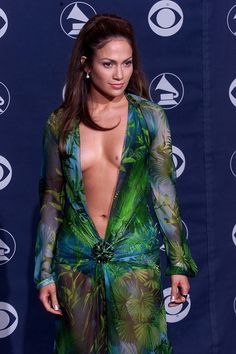 From crop tops to bare-it-all gowns, a look back at Jennifer Lopez's most scene-stealing body moments