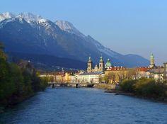 Innsbruck, Austria - Travel Guide and Travel Info ~ Tourist Destinations