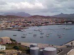 Praia, capital of Cape Verde