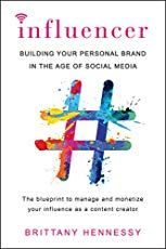 Want to become a social media influencer? Learn the basics in Influencer: Building Your Personal Brand in the Age of Social Media by Brittany Hennessy. Free Reading, Reading Lists, Book Lists, Happy Reading, Reading Nook, Social Media Pdf, Good Books, Books To Read, Amazing Books