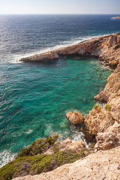 Limni Cove, Donoussa island Cyclades