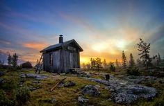 The Hut, Finland