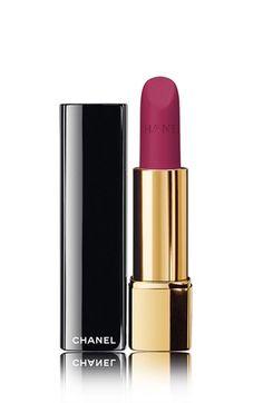 CHANEL RÊVERIE PARISIENNE ROUGE ALLURE VELVET Luminous Matte Lip Colour | La Romanesque