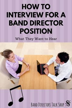 How to Interview for a Band Director Position - What They Want to Hear (TBA Archives) - Band Directors Talk Shop Teacher Interview Questions, Teacher Interviews, Job Interview Tips, Interview Attire, Teacher Tips, Teacher Stuff, Music Lesson Plans, Music Lessons, Piano Lessons
