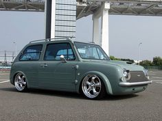 Nissan PAO by dez, via Flickr