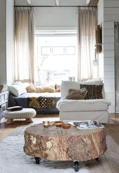 Modern Interior Design Trends 2018, Bright Coziness and Frugal Luxury