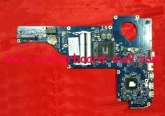 Replacement for HP 650485-001 Laptop Motherboard