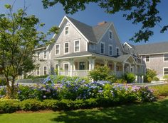 nantucket island cottages | Nantucket is already one of America's most beautiful villages. Now ...