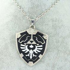 """The Legend of Zelda"" Necklace"