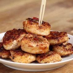 Mini Chicken Fajita Rolls