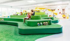 Childrens Library in Billund