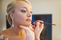 Maquillage de la mariée #weddingmakeup #wedding #makeup #maquillagemariee #maquillage #mariee
