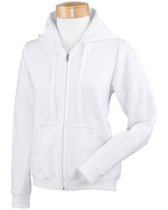 #Womens #Zip #Hoodies - Buy spandex womens heavy blend #full #zip #hood at Gotapparel.com