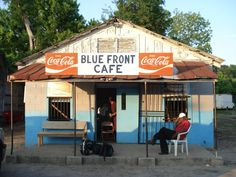 road trip to the best Juke Joints in the country. Classic Blues, Louisiana Art, Delta Blues, Old Country Stores, Blues Music, Pop Music, House Drawing, Shop Fronts, Gas Station