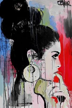 """planets"" by Loui Jover 