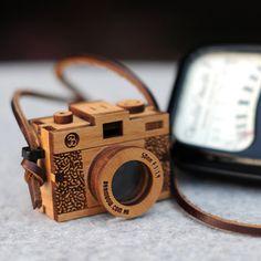 laser camera