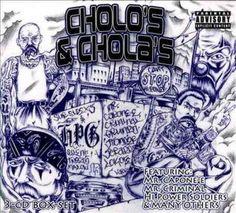 Various - Cholo's & Chola's