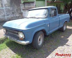 (1) Chevrolet C10 1973 6 Cilindros Poaparts - Ano 1973 - 999999999 km - no MercadoLivre