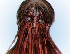 """I saw this and my immediate thought was, """"Holy shit!! Oh, it's Eren. That looks like something out of a fucking horror movie."""" Then I casually scrolled on with a blank look."""