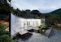 Namhae Cheo-ma house by JOHO ARCHITECTURE