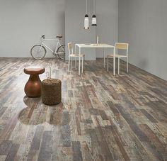 Eternal Wood design vinyl sheet floors