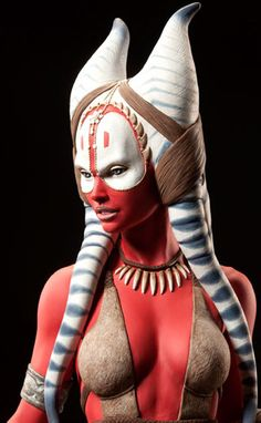 Sideshow Collectibles Shaak Ti Premium Format statue