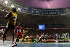 Bolt lightning bolt photo Moscow