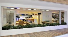 IAA Stil Messestand Green wall made by www.stylegreen.de #interiordesign #retaildesign