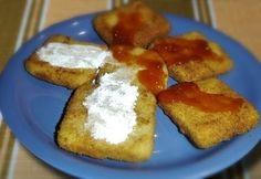 Rántott tejbegríz French Toast, Breakfast, Food, Morning Coffee, Essen, Meals, Yemek, Eten