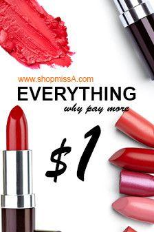Kiss Me Plumping Gloss Makeup Dupes, Makeup Cosmetics, Beauty Makeup, Cheap Makeup Sites, One Dollar Makeup, Nail Manicure, Nail Polish, Discount Cosmetics, Nail Charms