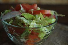 легкие овощные салаты