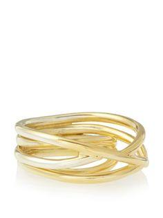 65% OFF Anuja Tolia Elliptical Ring
