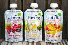 The Parent Spot calls Kabrita Goat Milk Yogurt & Fruit a delicious and nutritious alternative for children with cow milk sensitivity.