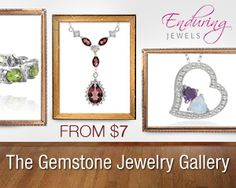 The Gemstone Gallery: Colorful Jewelry Blowout -   Go glam this winter with the trendiest hues in jewelry! Wrapped in sterling silver designs, gold-plated accents, and dazzling diamond details, these amethyst, topaz, garnet, peridot, and opal pieces are the perfect way to show off a little personality this season without worrying about color...  #Cushion, #Diamond, #Frame, #Locket, #Sapphire, #Storage