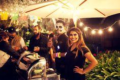 Dia de los Muertos, Jardines de San Juan
