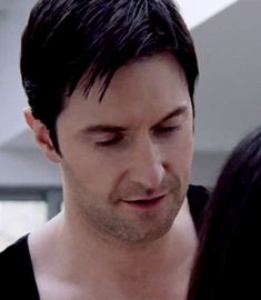 "Richard Armitage as Lucas North, BBC's ""Spooks"""