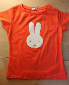 tee-shirt Miffy for girl