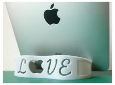 3D Printed Love Seat for iPad by ibec