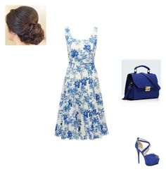 """""""Summer Day"""" by nalissa ❤ liked on Polyvore featuring M&Co and Relaxfeel"""