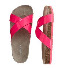 J.Crew - Girls' Bodie patent sandals