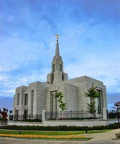 Cebu City Philippines Mormon Temple. © 2010, felvirordinario. All rights reserved.