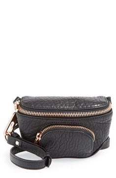 4b337e8f444a Effortless Everyday Style  Fanny Packing Alexander Wang Dumbo Fanny Pack  Belt Purse