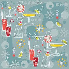 AAAK - another one of a bazillion great fabrics at www.spoonflower.com  I see a skirt.......