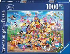 Ravensburger Disney Carnaval - Legpuzzel