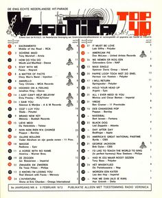 Don Mclean, American Pie, Top 40, Veronica, Charts, Nostalgia, Household, Remedies, Retro