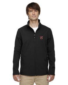 Shriner - Men's Cruise Two-Layer Fleece Bonded Soft Shell Jacket