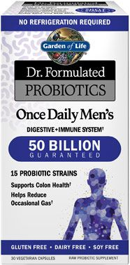 Dr. Formulated Probiotics Once Daily Men's