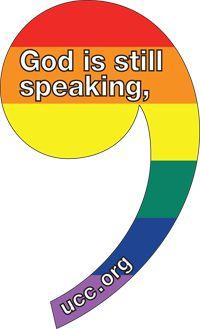 God is still speaking, #UCC #GodIsStillSpeaking #ONA
