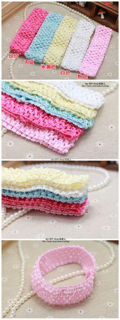 4 см в ширину растянуть эластичный материал DIY оптовая ребенка лента для волос 4-цветная один - Taobao